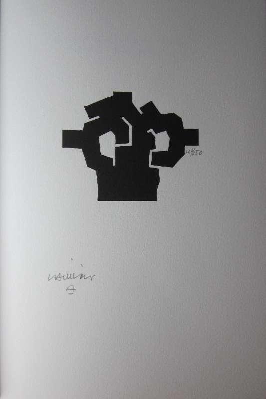Bilddarstellung: Aischylos, Chillida, Eduardo Die Perser.