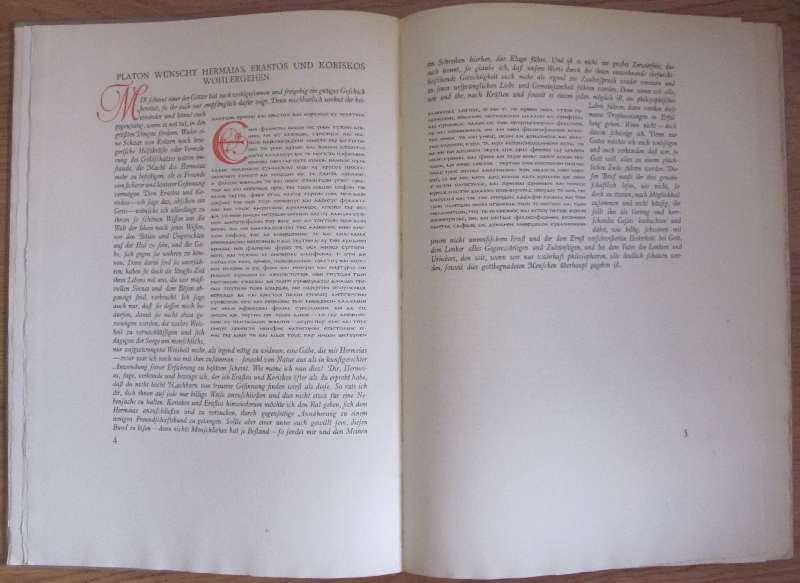 Bilddarstellung: Platon Tres Epistolae Platonis.