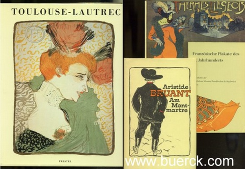 - Henri de Toulouse-Lautrec. Bilder der Belle Époque. Gemälde, Zeichnungen, Lithographien. Herausgegeben von R. Castleman und W.  Wittrock. Mit zahlreichen, teils farbigen Abbildungen. Dazu zwei  Beigaben.