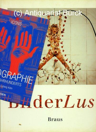- Bilderlust. Erotische Photographien aus der Sammlung Uwe Scheid. Katalog zur Ausstellung. Mit teils farbigen Abbildungen. Dazu eine  Beigabe.
