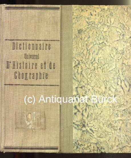 - Dictionnaire universel d'histoire et de géographie [Text Französisch].