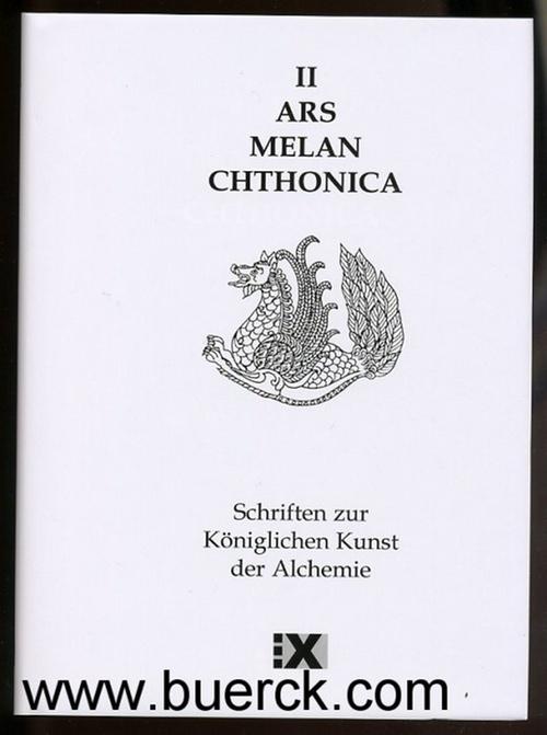- Ars Melanchthonica. Band 2. Schriften zur Königlichen Kunst der Alchemie. Übersetzt von Isabelle Nicolas und W. H.  Müller.
