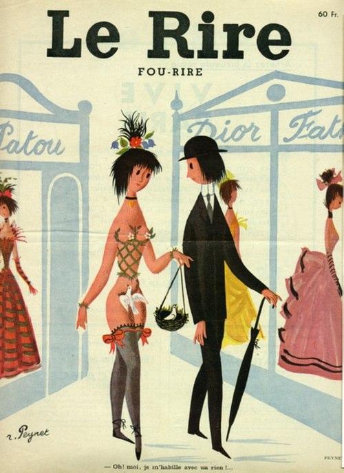 - Le Rire. 17 Hefte der Zeitschrift. Mit zahlreichen, teils farbigen Abbildungen [Text Französisch].