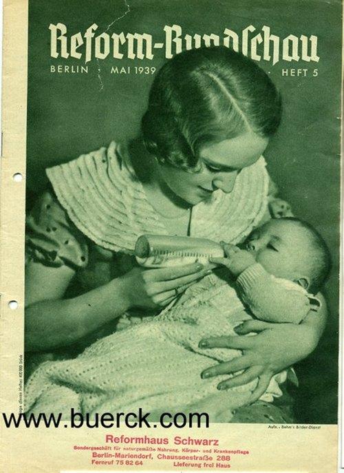 - Reform-Rundschau. Heft 5 vom Mai 1939. Mit zahlreichen Abbildungen im Text.