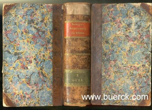 - Provinzial-Gesetzsammlung des Königreichs Böhmen für das Jahr 1821. Herausgegeben auf allerhöchsten Befehl unter der Aufsicht  des k.k. Böhmischen Landesguberniums. Dritter Band, welcher die  Verordnungen vom 1. Jänner bis letzten Dezember 1821 enthält.