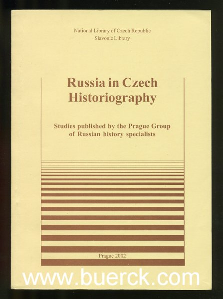 - Russia in Czech Historiography. Studies published by the Prague Group of Russian history specialists on the occasion of the  birthdays of group members Zdenek Sladek (75), Vladislav Moulis  (70) und Vaclav Veber (70). Rusko v ceske historiografii sbornik  Prazske skupiny historiku ruskych dejin [Texte Englisch, Deutsch,  Russisch und Tschechisch].