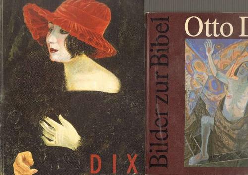 - Dix. [Otto Dix zum 100. Geburtstag 1891 - 1991]. Ausstellung in der Gallerie der Stadt Stuttgart und der Nationalgallerie SMPK Berlin. Dazu eine Beigabe.
