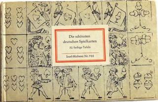 Znalezione obrazy dla zapytania Die schönsten deutschen Spielkarten
